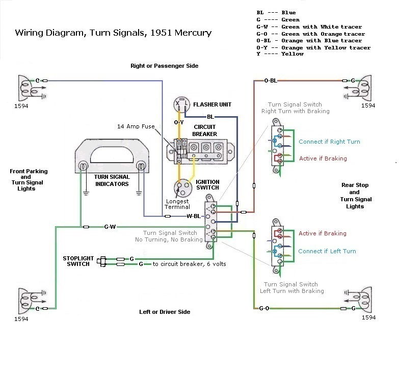 1950 Mercury Wiring Diagram Wiring Schematic Database